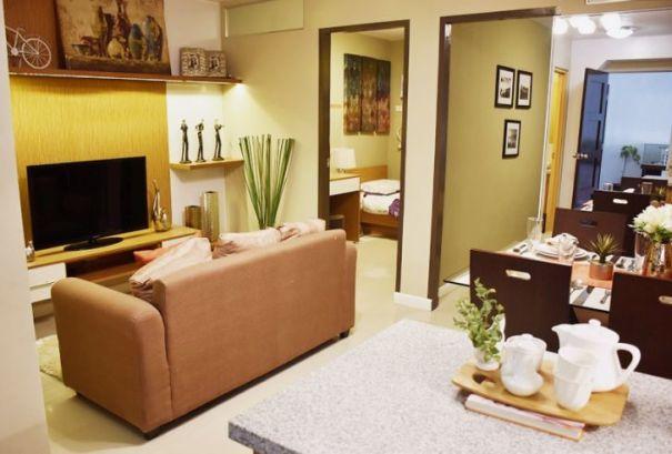 2 Bedroom Condo Unit In Urban Deca Homes Tisa Cebu City Cebu